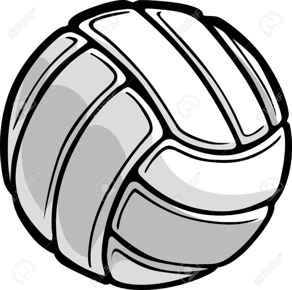 Волейбол нарисованные картинки006