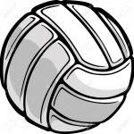Волейбол нарисованные картинки — подборка
