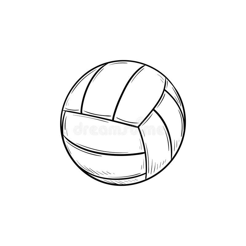 Волейбол нарисованные картинки008