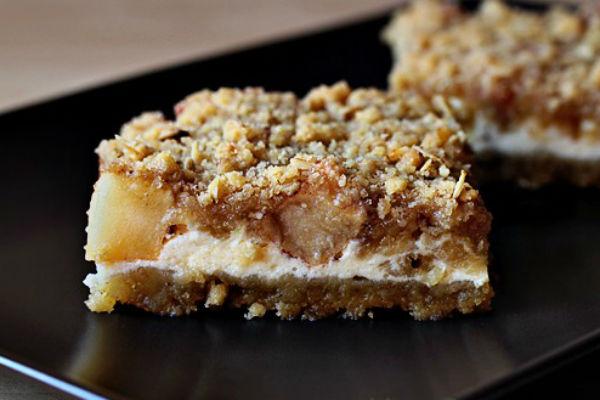 Грушевый пирог с крамблом - аппетитные фото (10)
