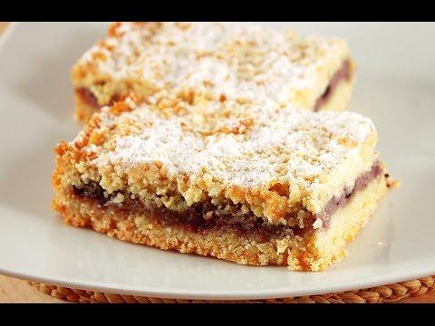 Грушевый пирог с крамблом - аппетитные фото (11)