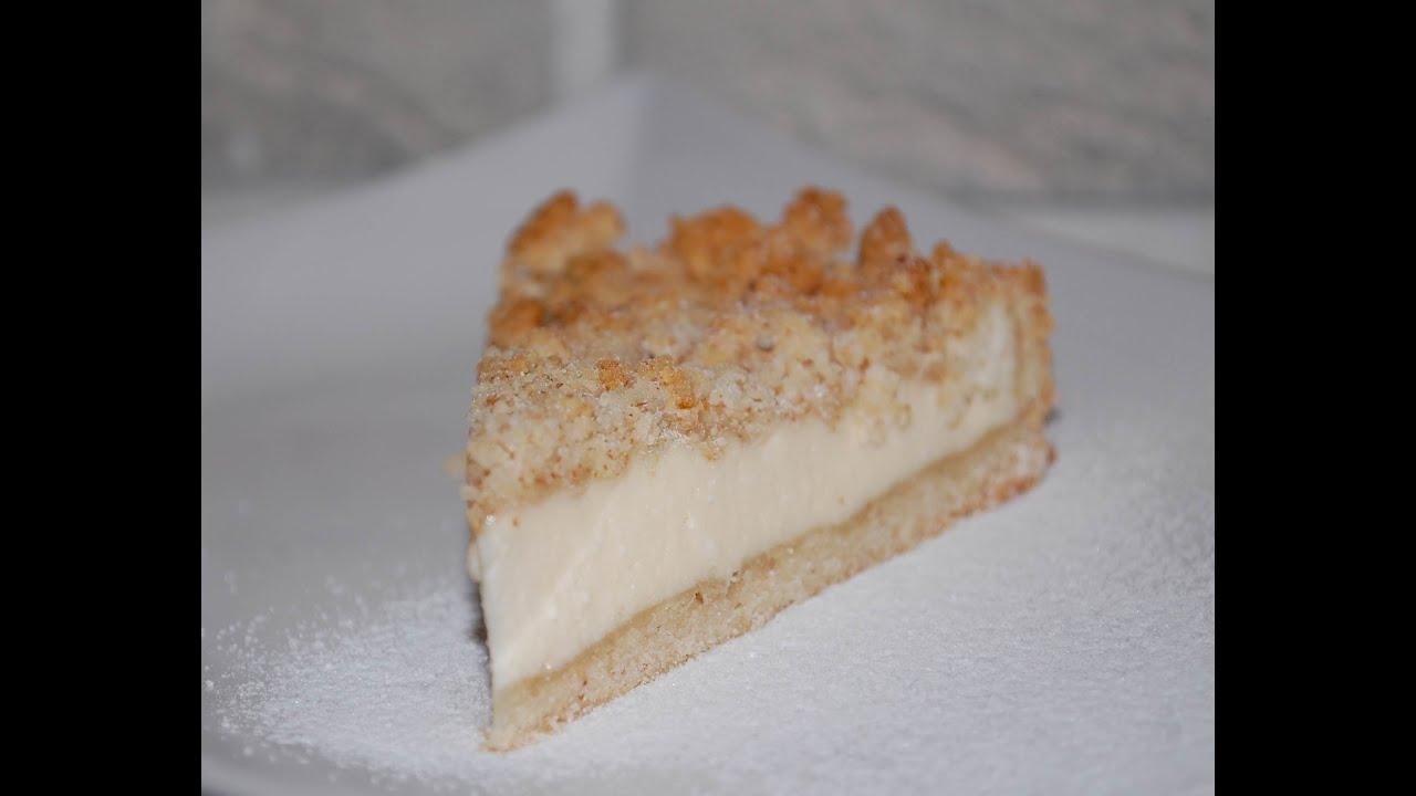 Грушевый пирог с крамблом   аппетитные фото (9)