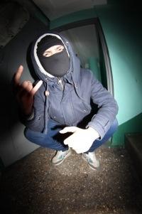 Девушка в маске фото на аву в ВК017