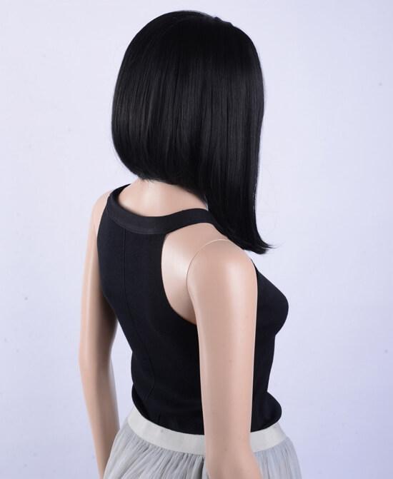Девушки с короткой стрижкой со спины фото на аву (7)