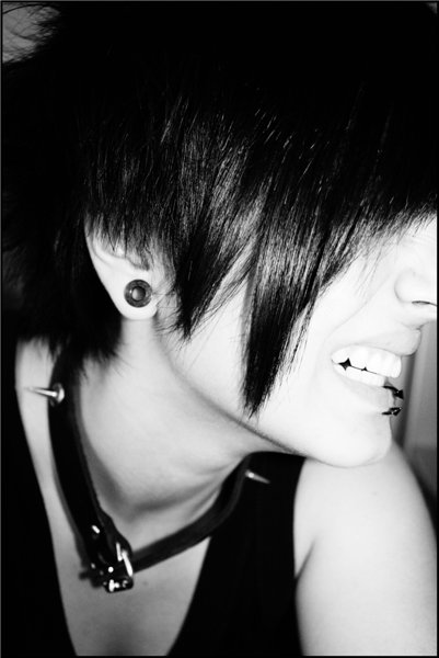 Девушки с короткой стрижкой со спины фото на аву (8)