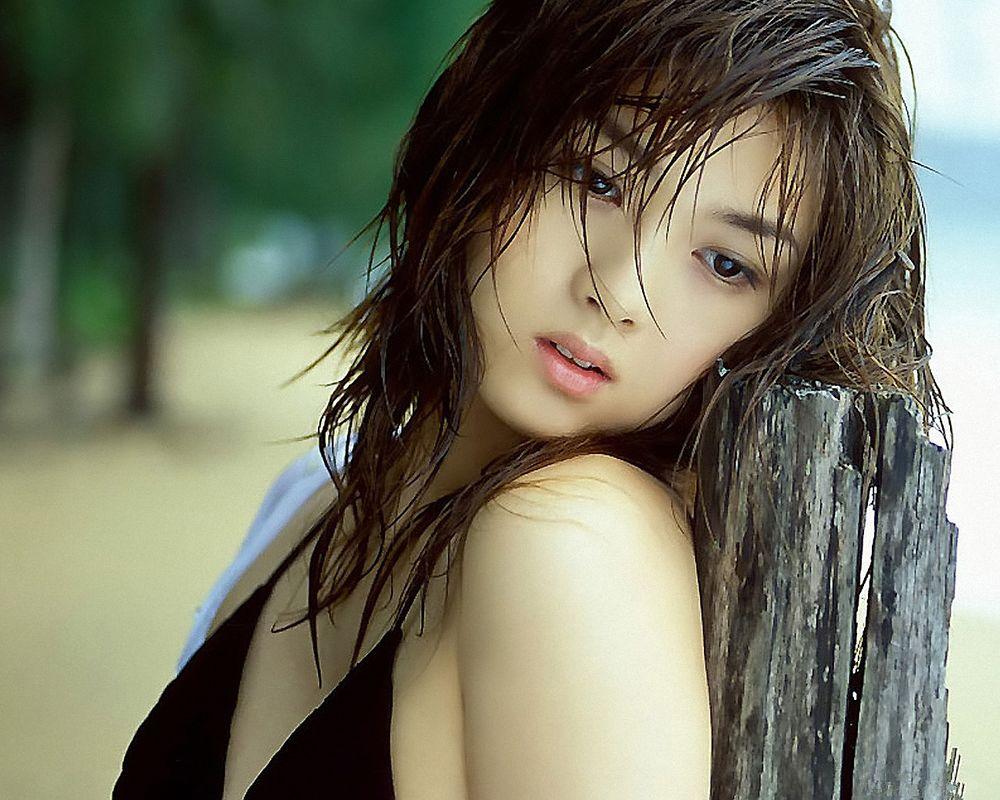 Девушки с мокрыми волосами - красивые фото (16)