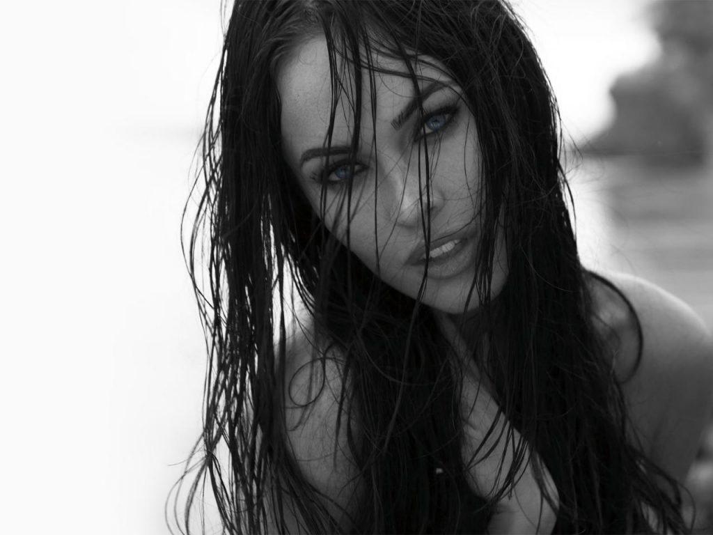 Девушки с мокрыми волосами - красивые фото (2)