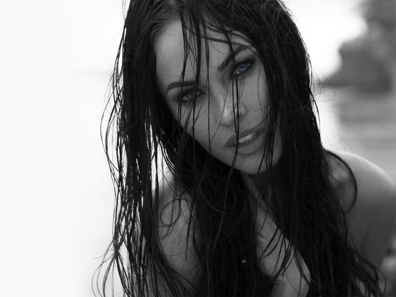 Девушки с мокрыми волосами   красивые фото (2)
