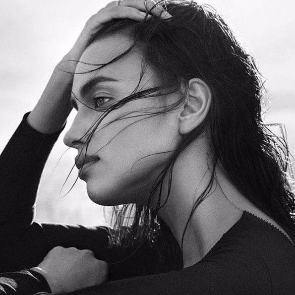 Девушки с мокрыми волосами - красивые фото (7)