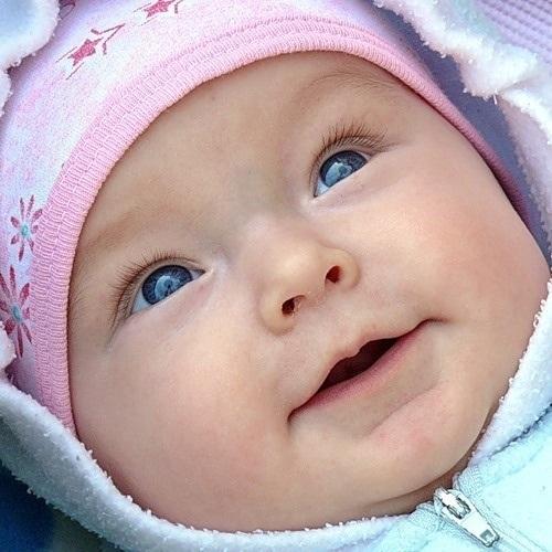 Дети маленькие с голубыми глазами005