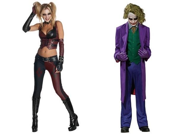 Для двоих костюмы на хэллоуин - фото идеи (10)