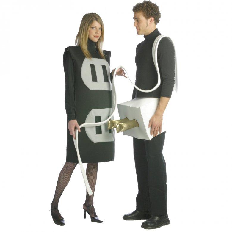 Для двоих костюмы на хэллоуин - фото идеи (11)