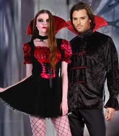 Для двоих костюмы на хэллоуин - фото идеи (13)