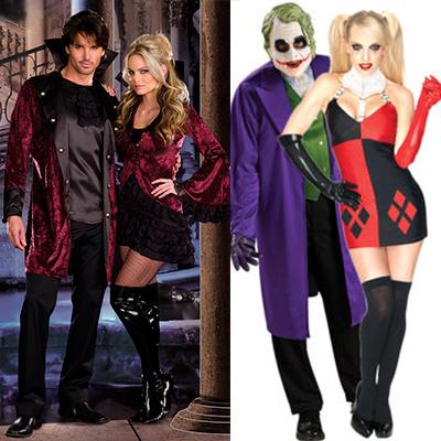 Для двоих костюмы на хэллоуин - фото идеи (17)