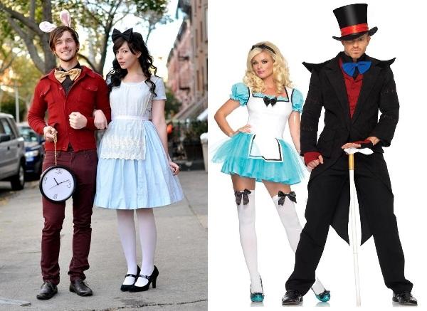 Для двоих костюмы на хэллоуин - фото идеи (18)