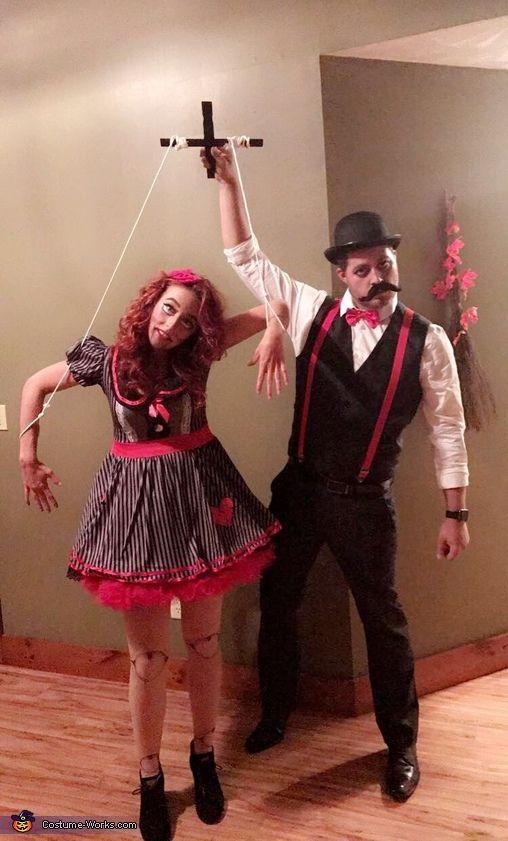 Для двоих костюмы на хэллоуин - фото идеи (2)