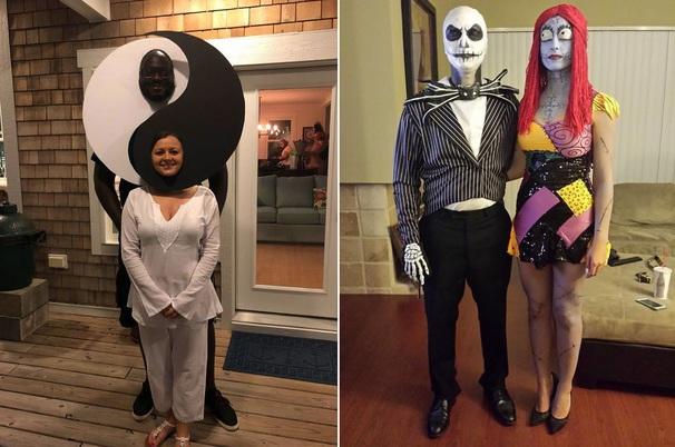 Для двоих костюмы на хэллоуин - фото идеи (22)