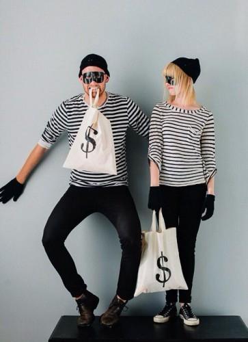 Для двоих костюмы на хэллоуин - фото идеи (23)