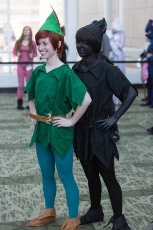 Для двоих костюмы на хэллоуин - фото идеи (4)