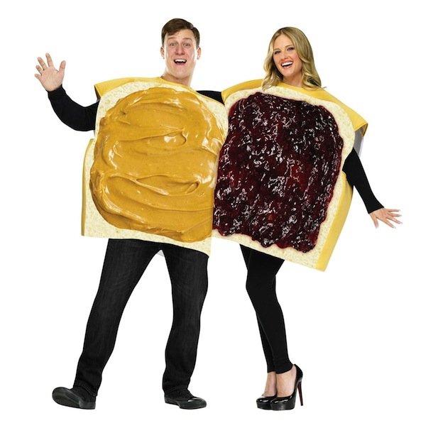 Для двоих костюмы на хэллоуин - фото идеи (6)