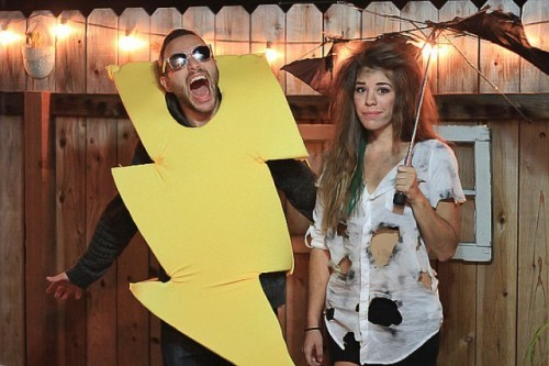 Для двоих костюмы на хэллоуин   фото идеи (7)