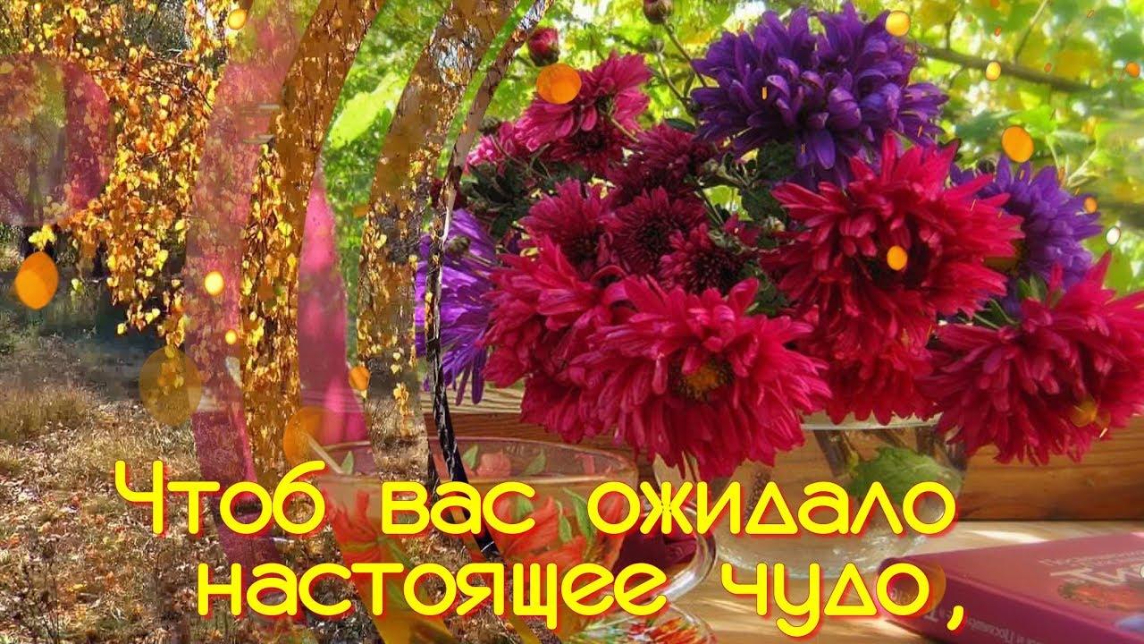 Доброго осеннего утра и хорошего настроения на весь день (17)