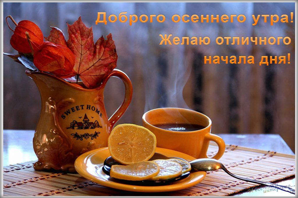 Доброго осеннего утра и хорошего настроения на весь день (19)