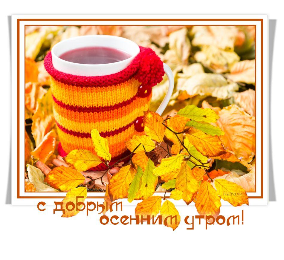 Доброго осеннего утра и хорошего настроения на весь день (7)