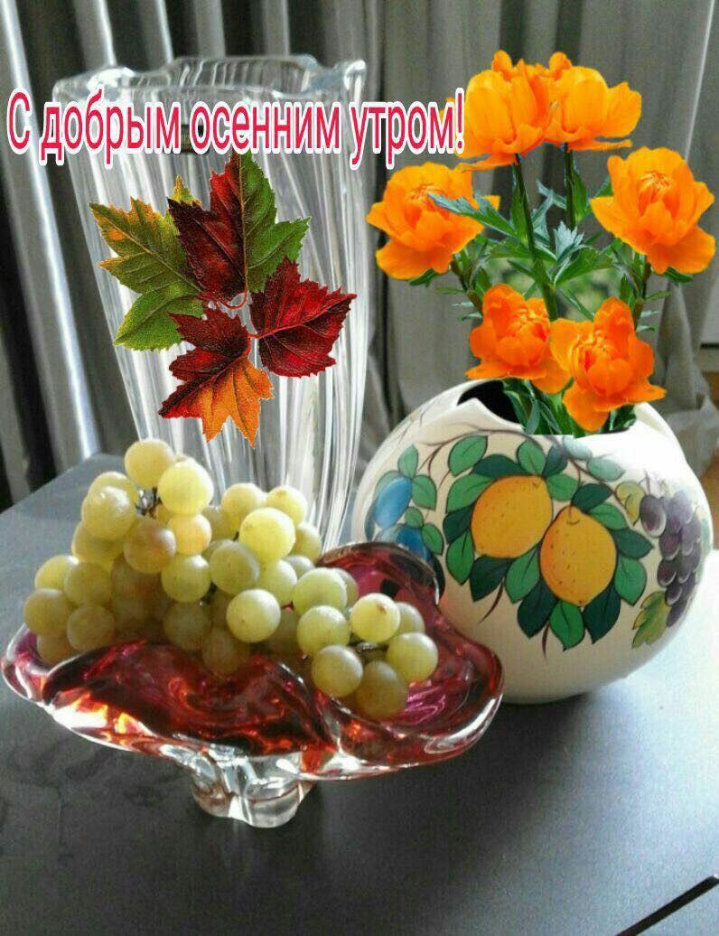 Доброго осеннего утра и хорошего настроения на весь день (8)