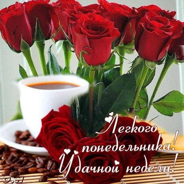 Доброе утро понедельника и удачной недели016