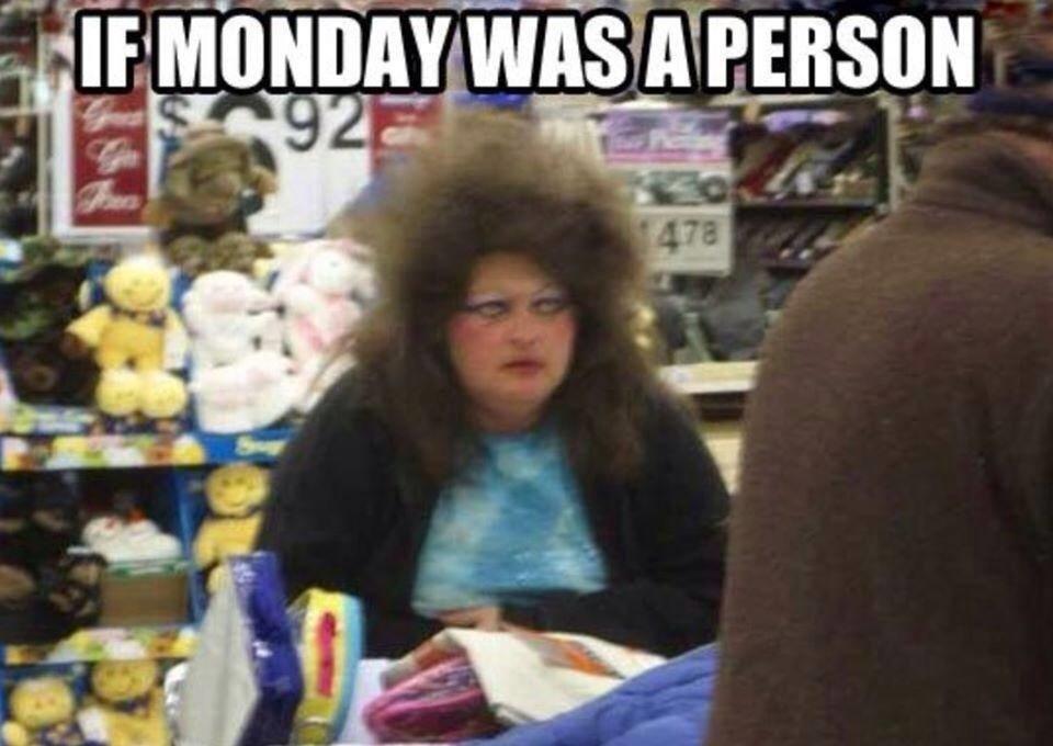 Если бы понедельник был человеком картинки002
