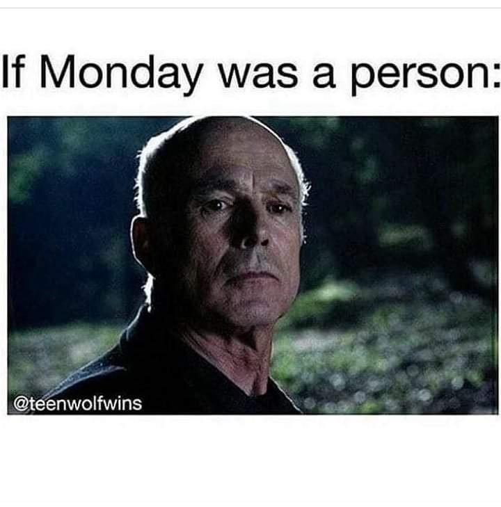 Если бы понедельник был человеком картинки005