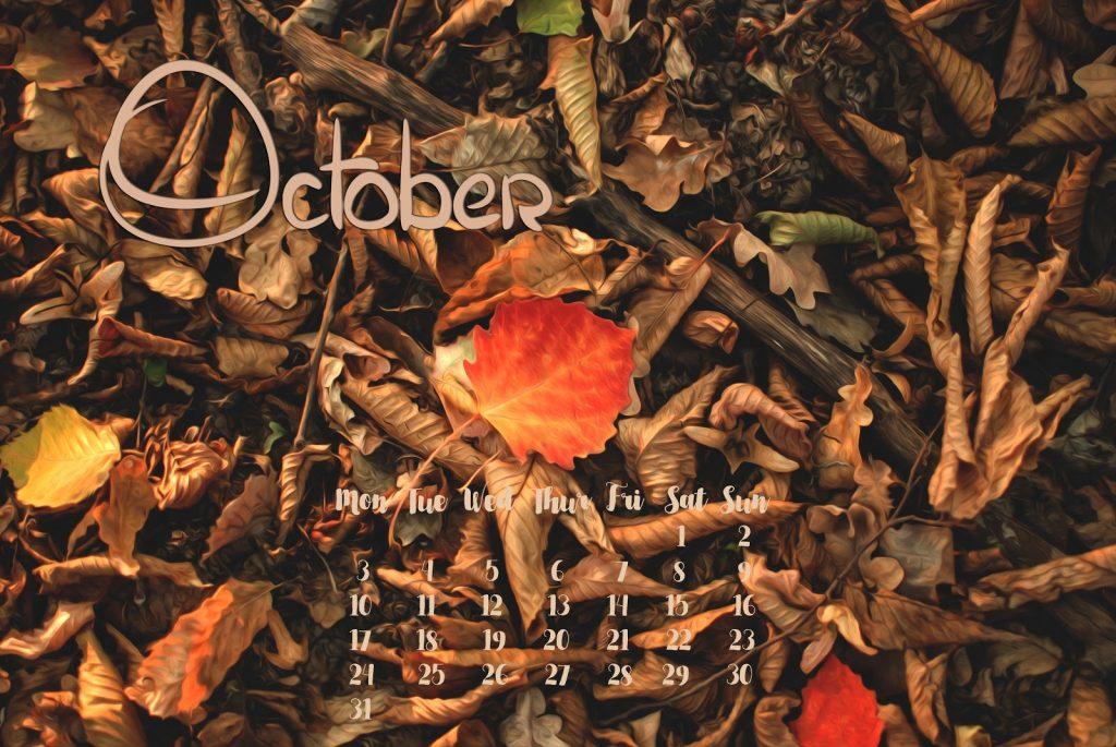 Заставка октябрь на рабочий стол (3)