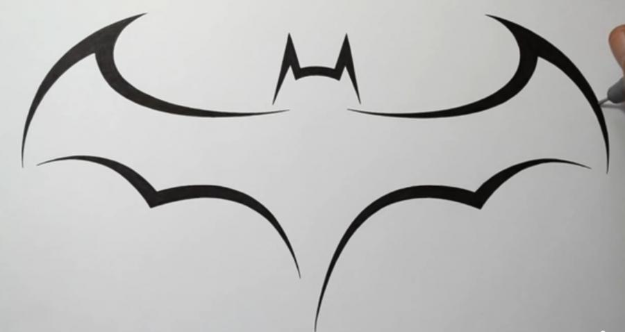 Значок Бэтмен фото и картинки (13)