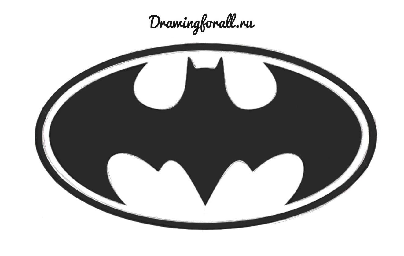 Значок Бэтмен фото и картинки (20)
