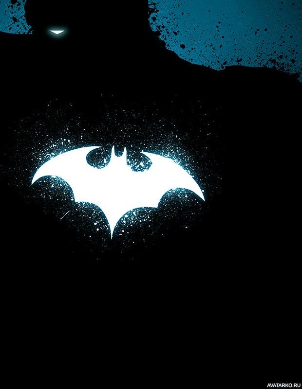 Значок Бэтмен фото и картинки (22)