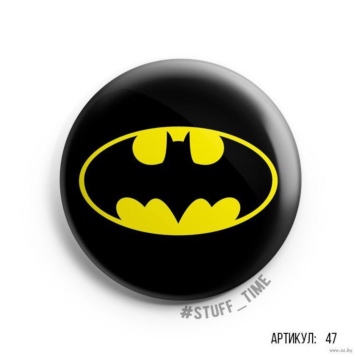 Значок Бэтмен фото и картинки (6)