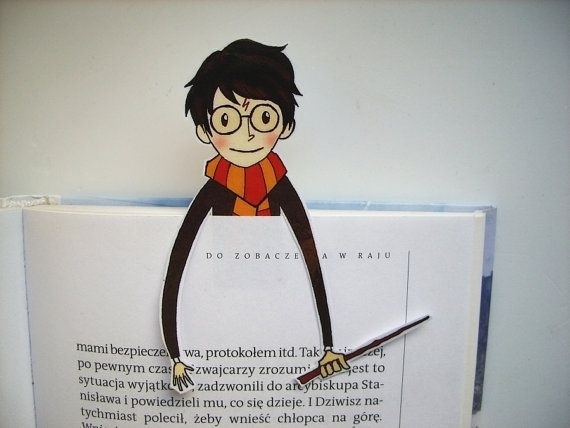 Игрушки Гарри Поттер своими руками010