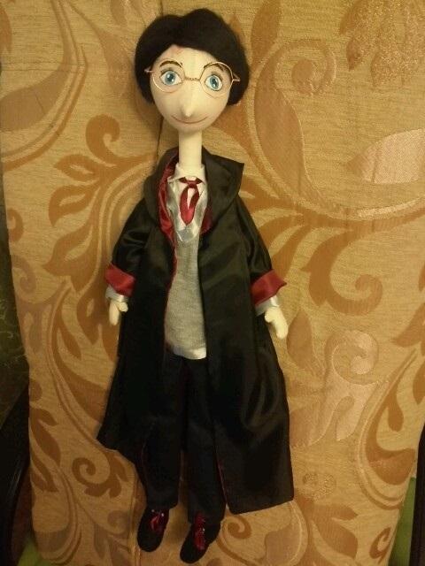 Игрушки Гарри Поттер своими руками015