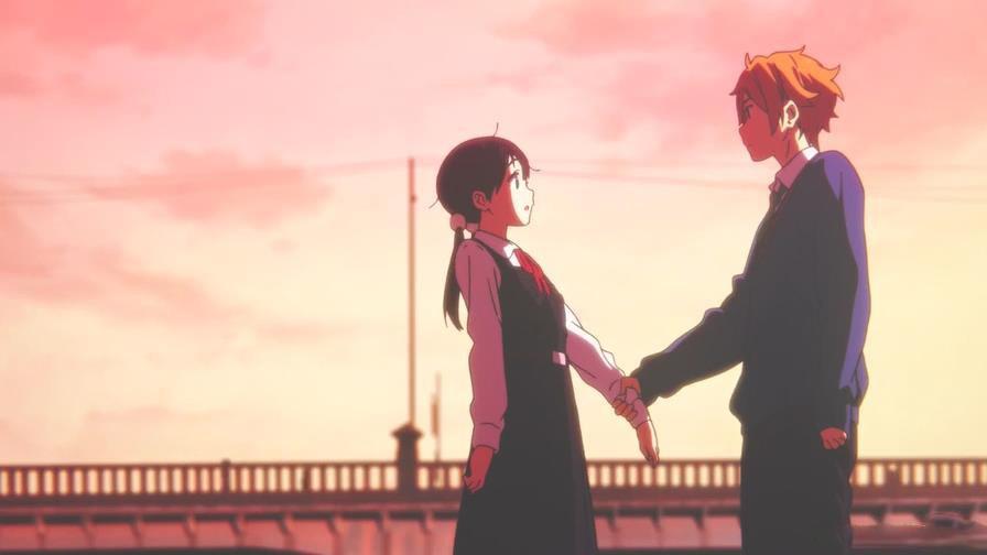 История любви Тамако 2 сезон - 20 картинок (5)