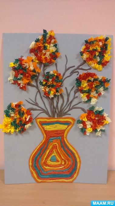 Как нарисовать вазу с осенними листьями поэтапно - подборка (27)