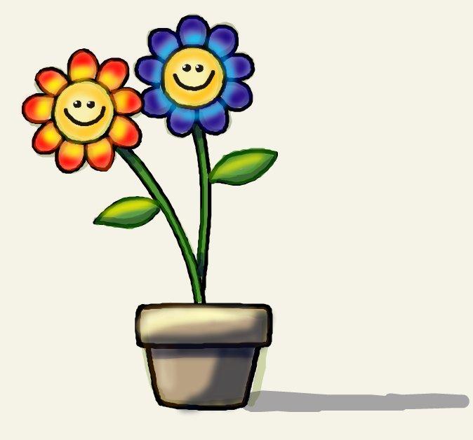 Как нарисовать вазу с осенними листьями поэтапно - подборка (9)
