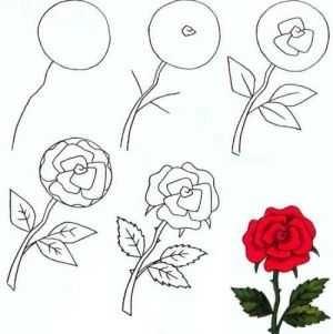 Как нарисовать рисунки на 5 октября день учителя015
