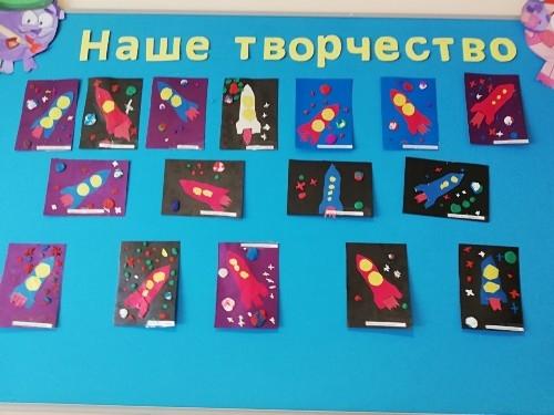 Как оформить папку для рисунков в детском саду - фото идеи015