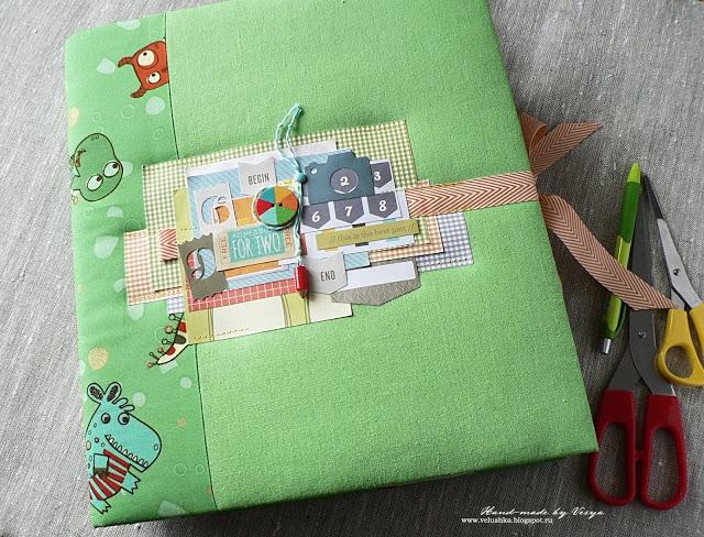 Как оформить папку для рисунков в детском саду - фото идеи024