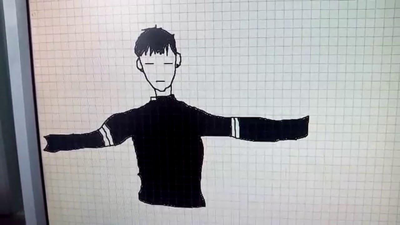 Как рисовать кунов019