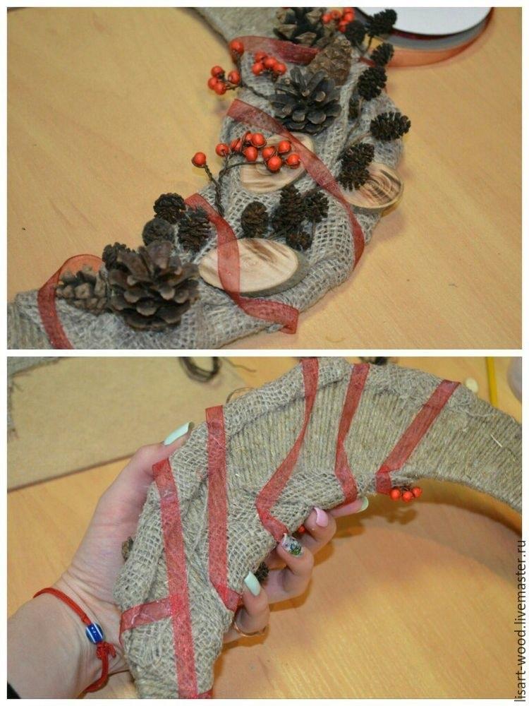 Как сделать полумесяц своими руками014