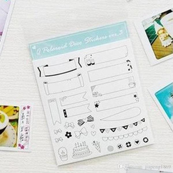 Как украсить тетрадь наклейками015
