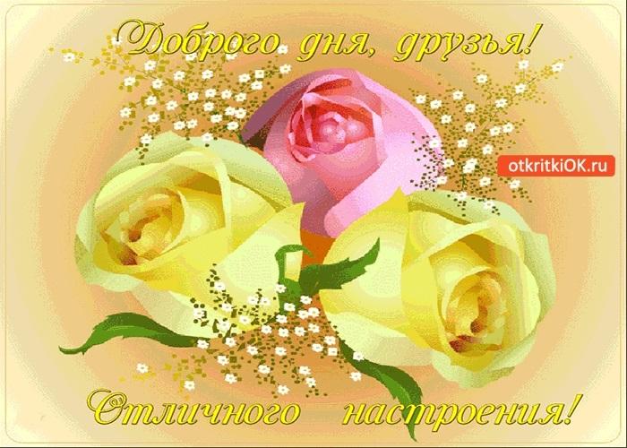 Картинки доброго воскресенья и хорошего настроения018