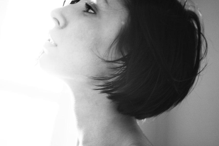 Картинки на аву для девушки со спины короткие волосы (10)